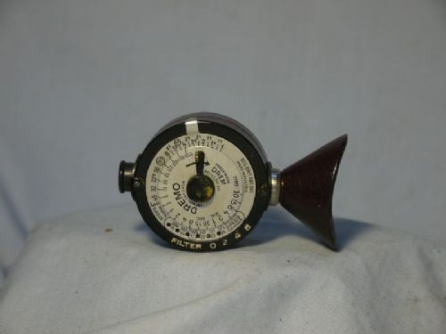 '        DREM DREMO -FISH- Meter -RARE-MINT- ' Dremo Fish Vintage Light Meter -RARE- £99.99
